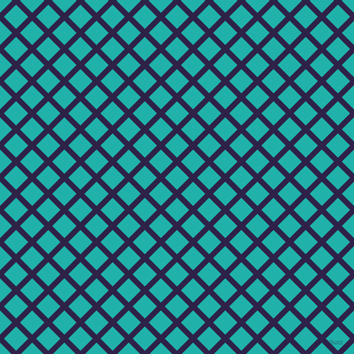 45/135 degree angle diagonal checkered chequered lines, 11 pixel line width, 34 pixel square size, plaid checkered seamless tileable