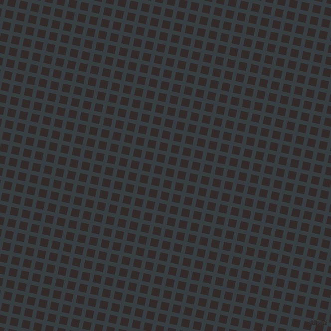 77/167 degree angle diagonal checkered chequered lines, 8 pixel lines width, 16 pixel square size, plaid checkered seamless tileable