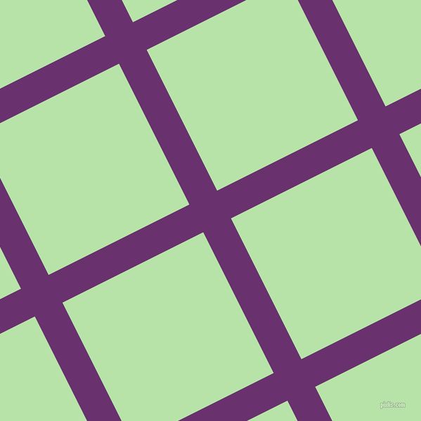 27/117 degree angle diagonal checkered chequered lines, 44 pixel lines width, 224 pixel square size, plaid checkered seamless tileable