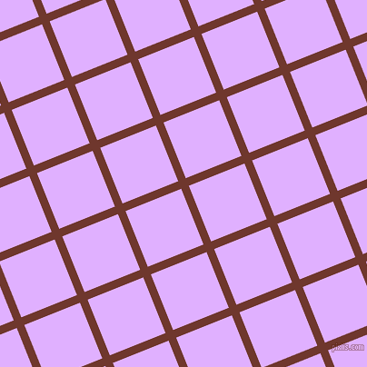 22/112 degree angle diagonal checkered chequered lines, 9 pixel lines width, 66 pixel square size, plaid checkered seamless tileable