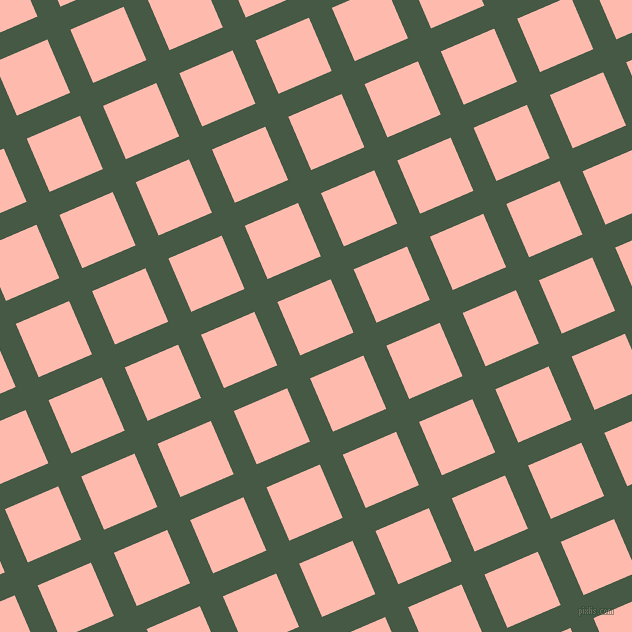 23/113 degree angle diagonal checkered chequered lines, 25 pixel line width, 58 pixel square size, plaid checkered seamless tileable