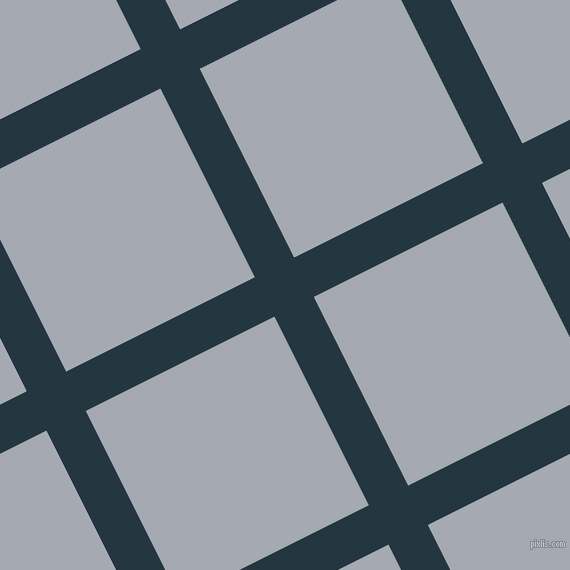 27/117 degree angle diagonal checkered chequered lines, 44 pixel line width, 211 pixel square size, plaid checkered seamless tileable