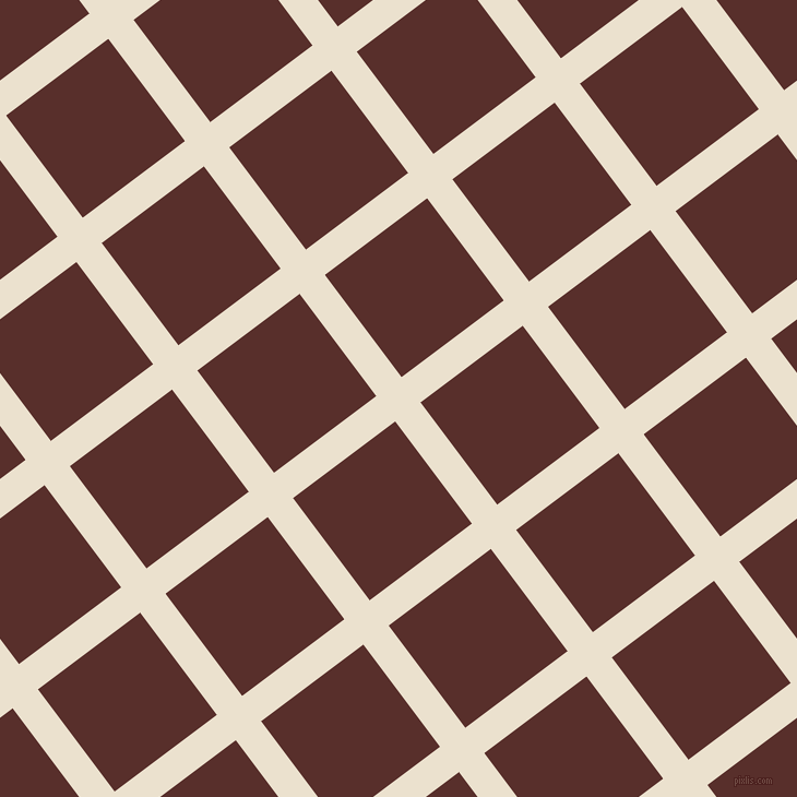 37/127 degree angle diagonal checkered chequered lines, 29 pixel lines width, 117 pixel square size, plaid checkered seamless tileable