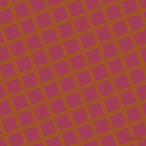 21/111 degree angle diagonal checkered chequered lines, 14 pixel line width, 41 pixel square size, plaid checkered seamless tileable