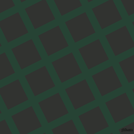 27/117 degree angle diagonal checkered chequered lines, 23 pixel lines width, 73 pixel square size, plaid checkered seamless tileable
