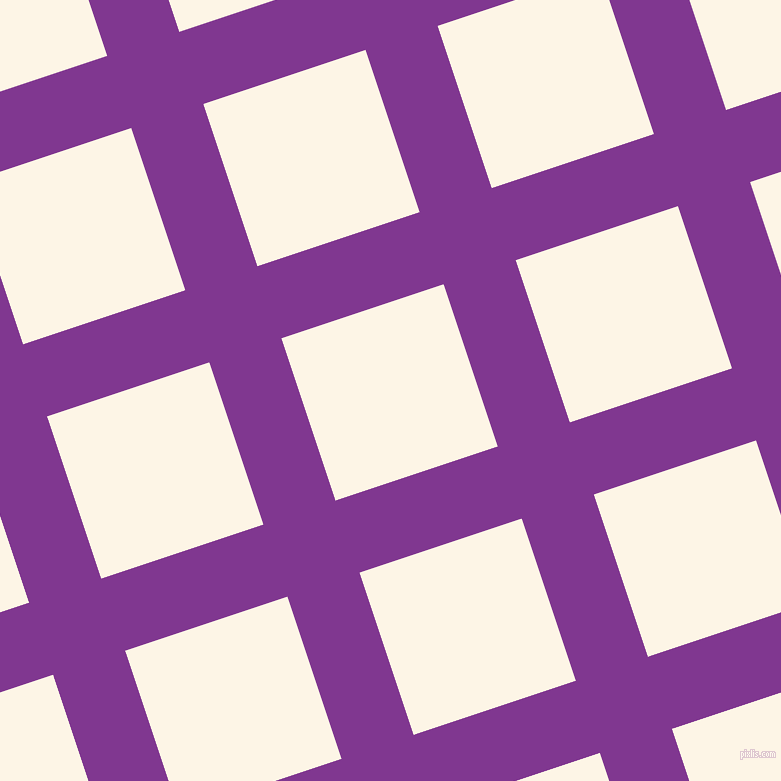 18/108 degree angle diagonal checkered chequered lines, 76 pixel line width, 171 pixel square size, plaid checkered seamless tileable