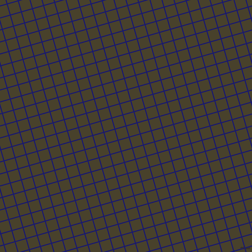 16/106 degree angle diagonal checkered chequered lines, 4 pixel line width, 40 pixel square size, plaid checkered seamless tileable
