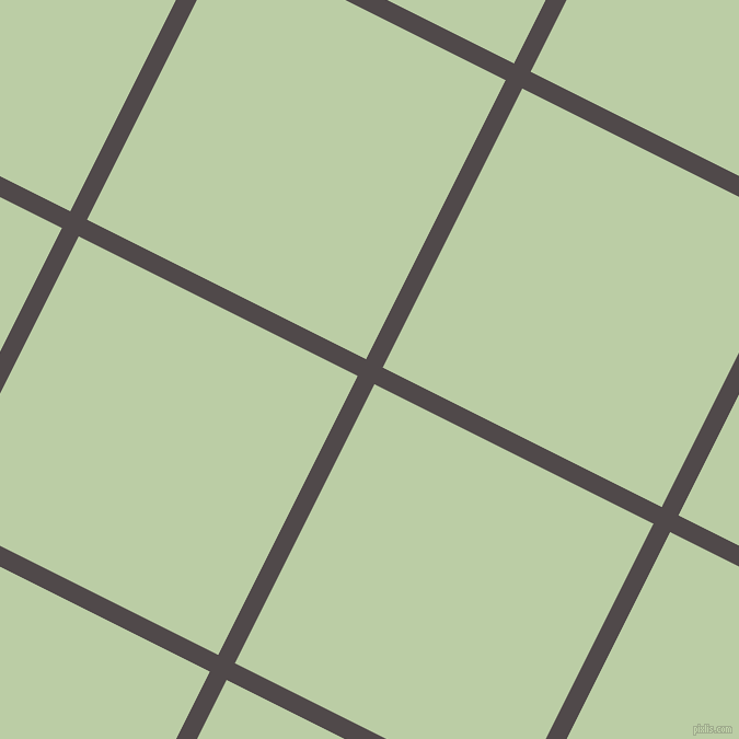 63/153 degree angle diagonal checkered chequered lines, 17 pixel line width, 285 pixel square size, plaid checkered seamless tileable