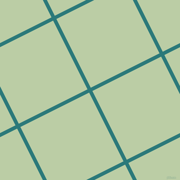 27/117 degree angle diagonal checkered chequered lines, 14 pixel lines width, 295 pixel square size, plaid checkered seamless tileable