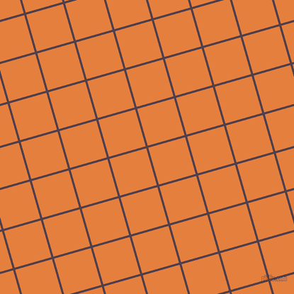 16/106 degree angle diagonal checkered chequered lines, 3 pixel lines width, 54 pixel square size, plaid checkered seamless tileable