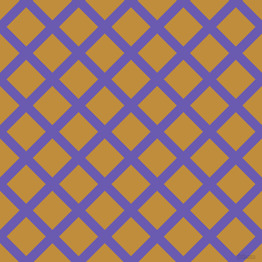 45/135 degree angle diagonal checkered chequered lines, 18 pixel lines width, 54 pixel square size, plaid checkered seamless tileable