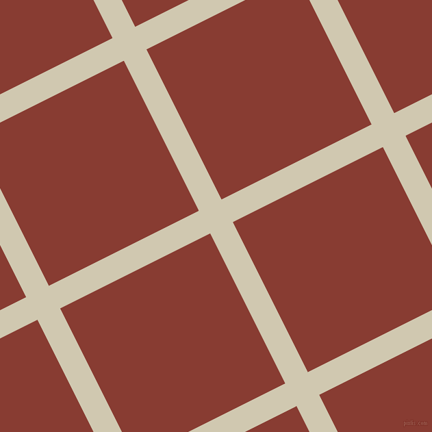 27/117 degree angle diagonal checkered chequered lines, 37 pixel lines width, 245 pixel square size, plaid checkered seamless tileable