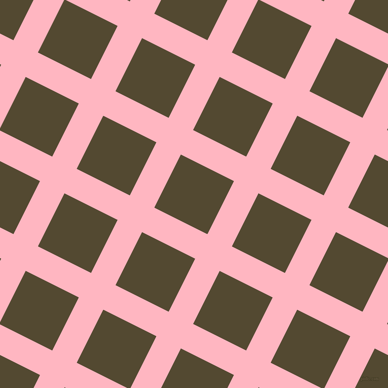 63/153 degree angle diagonal checkered chequered lines, 54 pixel lines width, 117 pixel square size, plaid checkered seamless tileable