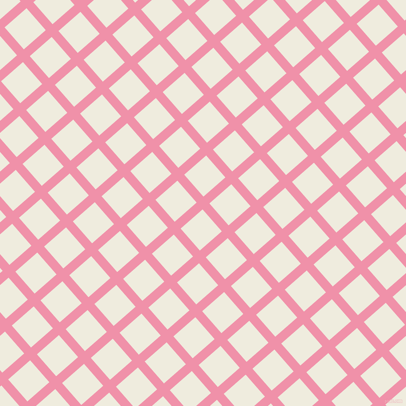 41/131 degree angle diagonal checkered chequered lines, 18 pixel lines width, 58 pixel square size, plaid checkered seamless tileable