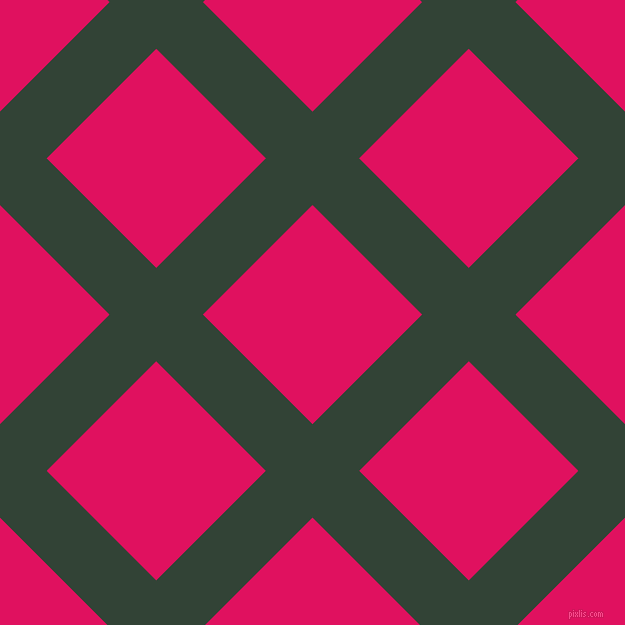 45/135 degree angle diagonal checkered chequered lines, 66 pixel lines width, 155 pixel square size, plaid checkered seamless tileable