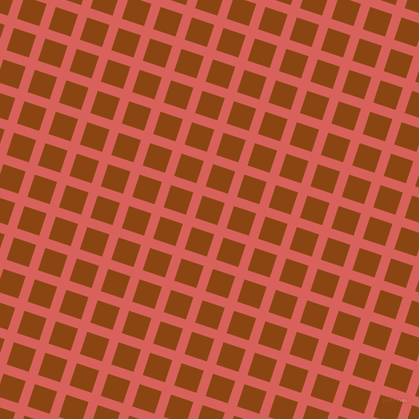 72/162 degree angle diagonal checkered chequered lines, 14 pixel line width, 34 pixel square size, plaid checkered seamless tileable