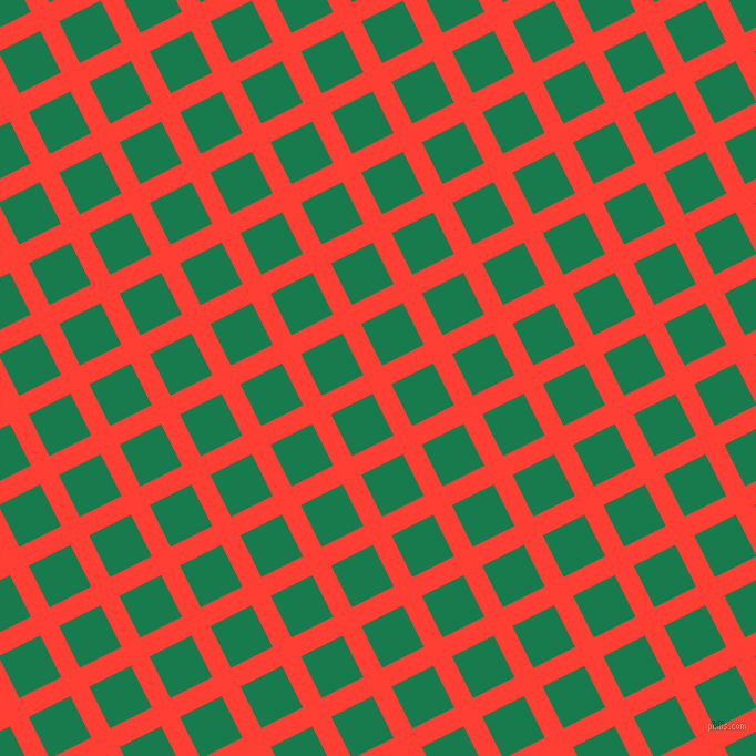 27/117 degree angle diagonal checkered chequered lines, 19 pixel lines width, 42 pixel square size, plaid checkered seamless tileable