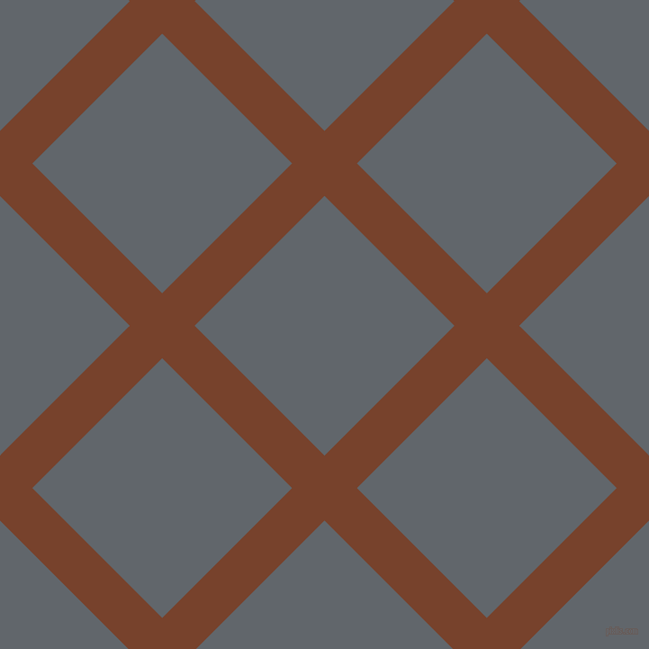 45/135 degree angle diagonal checkered chequered lines, 51 pixel lines width, 204 pixel square size, plaid checkered seamless tileable
