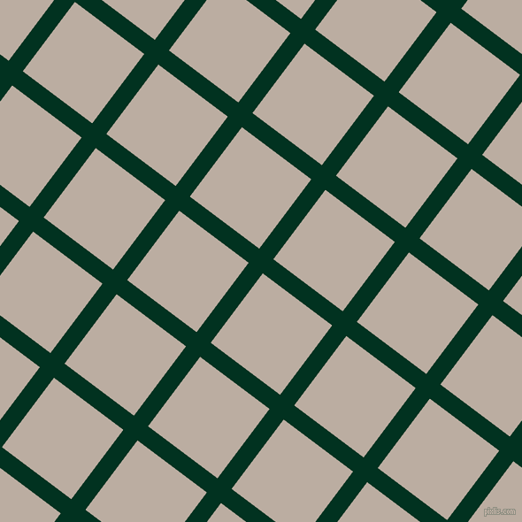 53/143 degree angle diagonal checkered chequered lines, 20 pixel lines width, 98 pixel square size, plaid checkered seamless tileable