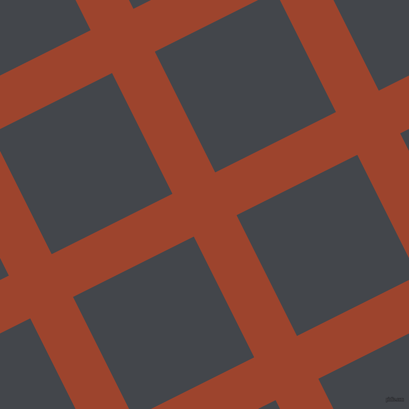 27/117 degree angle diagonal checkered chequered lines, 95 pixel lines width, 268 pixel square size, plaid checkered seamless tileable