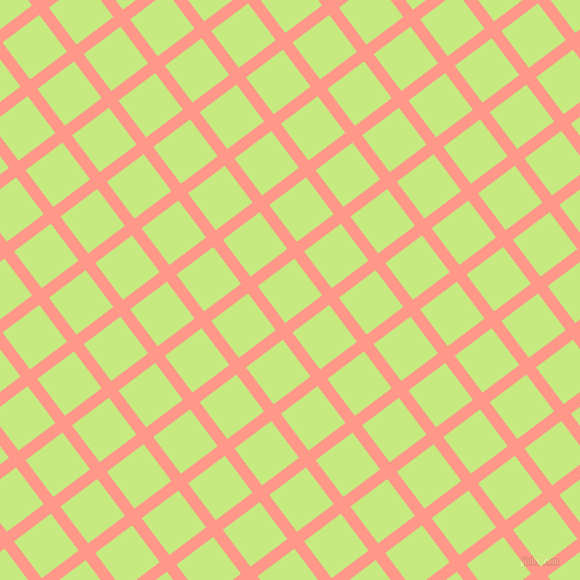 37/127 degree angle diagonal checkered chequered lines, 11 pixel line width, 42 pixel square size, plaid checkered seamless tileable