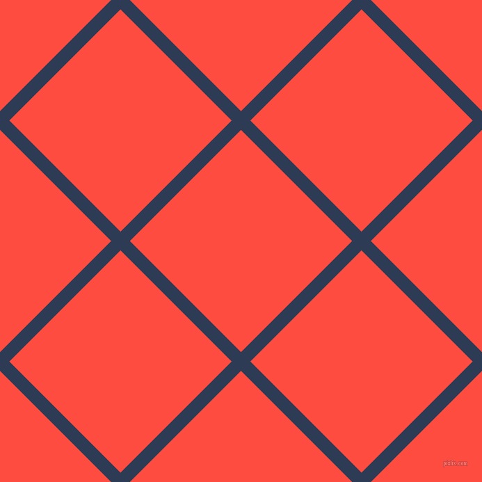 45/135 degree angle diagonal checkered chequered lines, 19 pixel line width, 226 pixel square size, plaid checkered seamless tileable