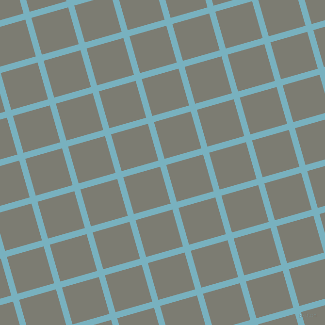 16/106 degree angle diagonal checkered chequered lines, 13 pixel lines width, 79 pixel square size, plaid checkered seamless tileable