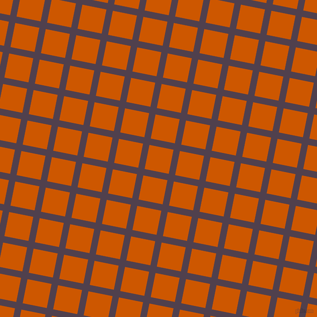 79/169 degree angle diagonal checkered chequered lines, 13 pixel lines width, 49 pixel square size, plaid checkered seamless tileable