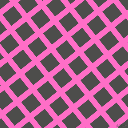 39/129 degree angle diagonal checkered chequered lines, 19 pixel lines width, 47 pixel square size, plaid checkered seamless tileable