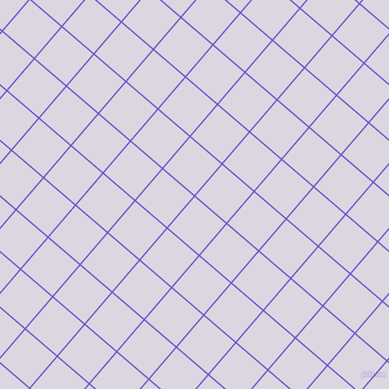 49/139 degree angle diagonal checkered chequered lines, 2 pixel line width, 59 pixel square size, plaid checkered seamless tileable