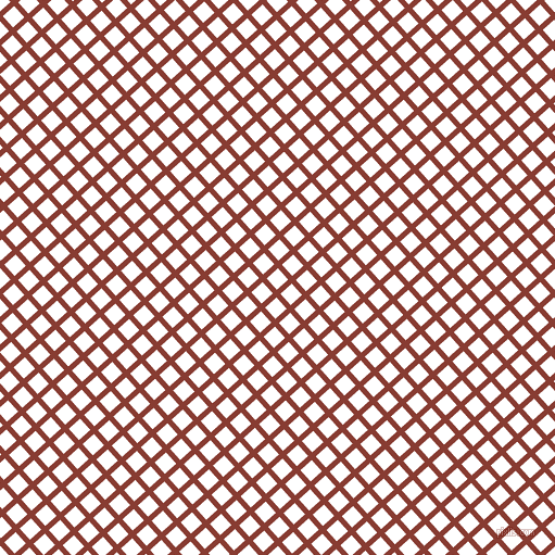 42/132 degree angle diagonal checkered chequered lines, 5 pixel lines width, 14 pixel square size, plaid checkered seamless tileable