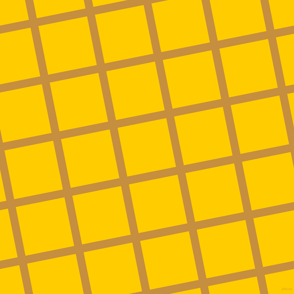 11/101 degree angle diagonal checkered chequered lines, 27 pixel line width, 168 pixel square sizeAnzac and Tangerine Yellow plaid checkered seamless tileable