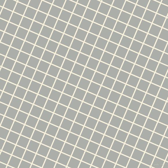 67/157 degree angle diagonal checkered chequered lines, 4 pixel lines width, 34 pixel square sizeApricot White and Silver Chalice plaid checkered seamless tileable