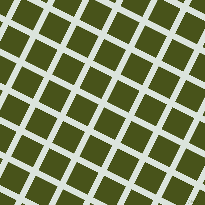 63/153 degree angle diagonal checkered chequered lines, 20 pixel lines width, 79 pixel square size, Aqua Squeeze and Verdun Green plaid checkered seamless tileable