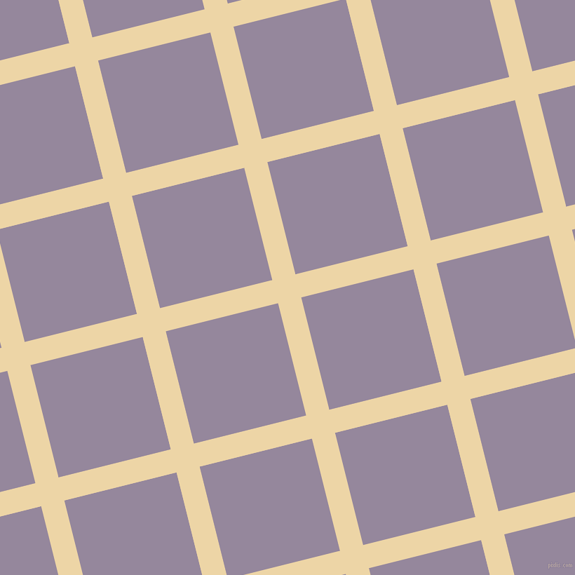 14/104 degree angle diagonal checkered chequered lines, 34 pixel lines width, 165 pixel square size, Astra and Amethyst Smoke plaid checkered seamless tileable