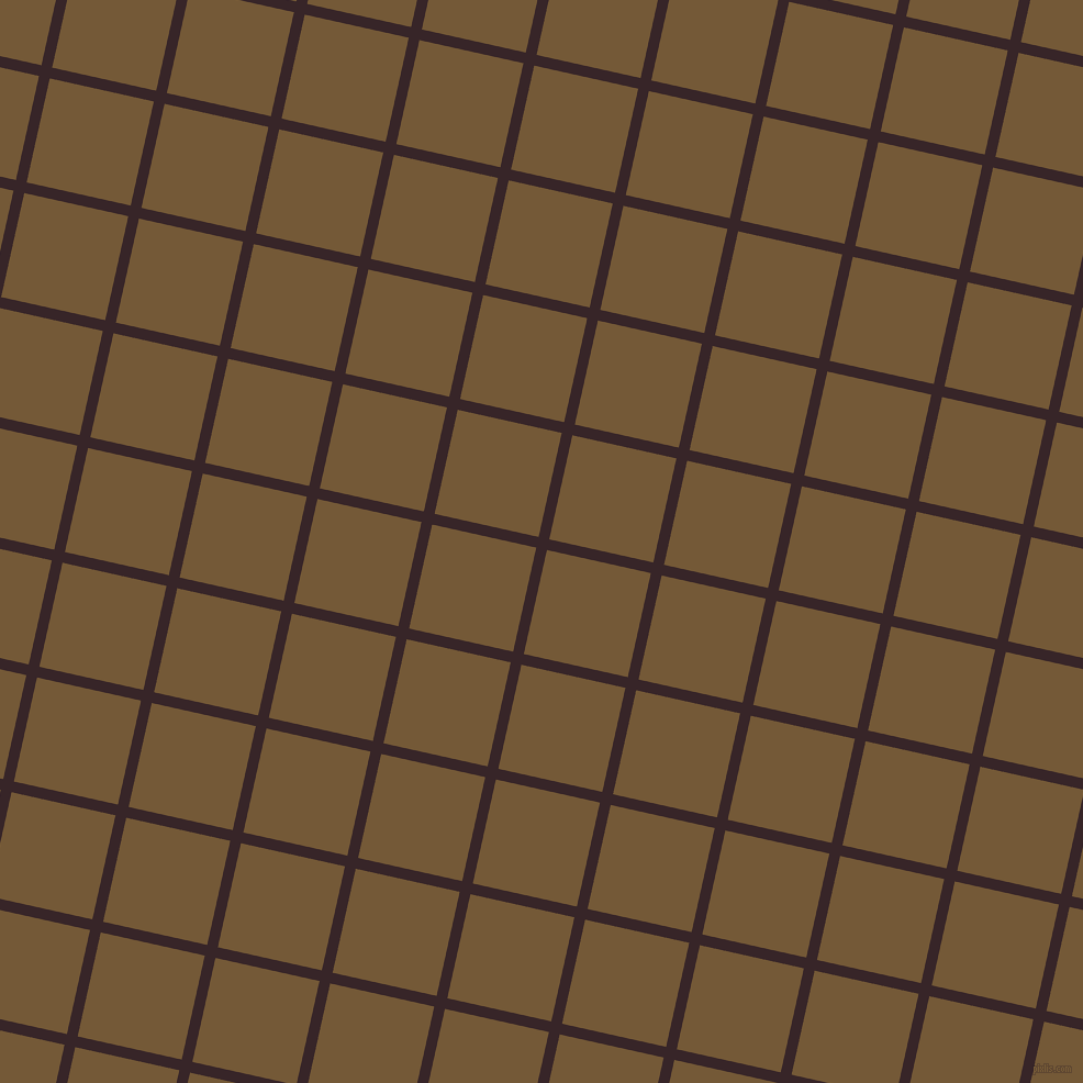 77/167 degree angle diagonal checkered chequered lines, 10 pixel lines width, 97 pixel square size, Aubergine and Shingle Fawn plaid checkered seamless tileable