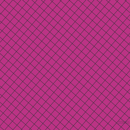 49/139 degree angle diagonal checkered chequered lines, 1 pixel lines width, 19 pixel square size, Aztec and Red Violet plaid checkered seamless tileable