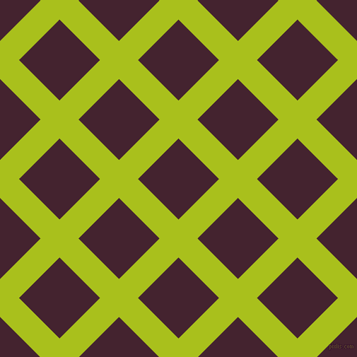 45/135 degree angle diagonal checkered chequered lines, 38 pixel line width, 81 pixel square size, Bahia and Castro plaid checkered seamless tileable