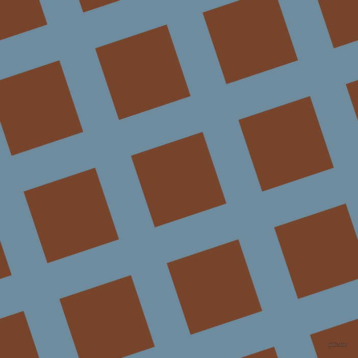 18/108 degree angle diagonal checkered chequered lines, 74 pixel line width, 148 pixel square size, Bermuda Grey and Bull Shot plaid checkered seamless tileable