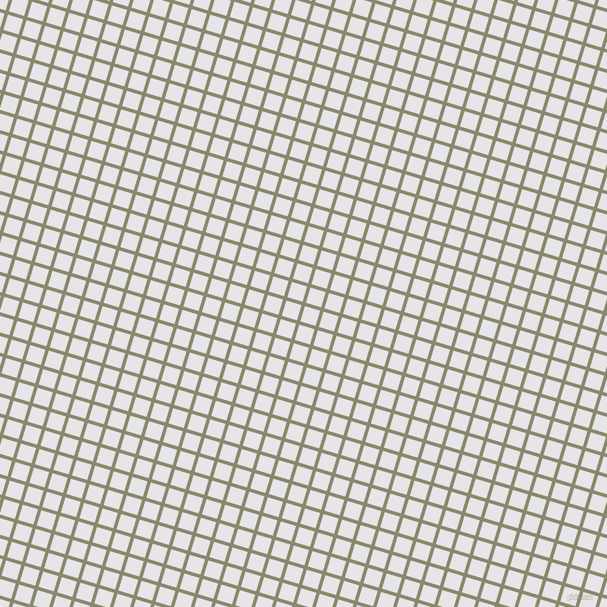 73/163 degree angle diagonal checkered chequered lines, 5 pixel line width, 23 pixel square size, Bitter and White Lilac plaid checkered seamless tileable