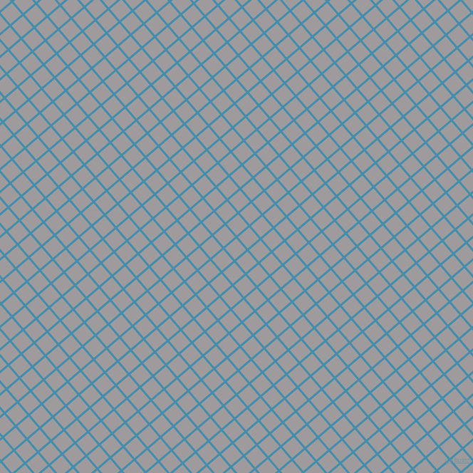 41/131 degree angle diagonal checkered chequered lines, 3 pixel lines width, 21 pixel square size, Boston Blue and Shady Lady plaid checkered seamless tileable