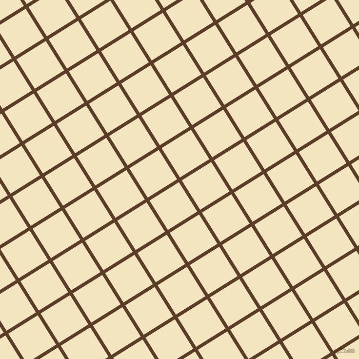 32/122 degree angle diagonal checkered chequered lines, 7 pixel lines width, 71 pixel square size, Bracken and Half Colonial White plaid checkered seamless tileable