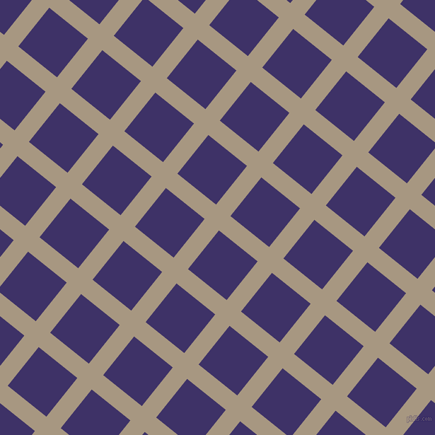 51/141 degree angle diagonal checkered chequered lines, 26 pixel line width, 70 pixel square size, Bronco and Minsk plaid checkered seamless tileable