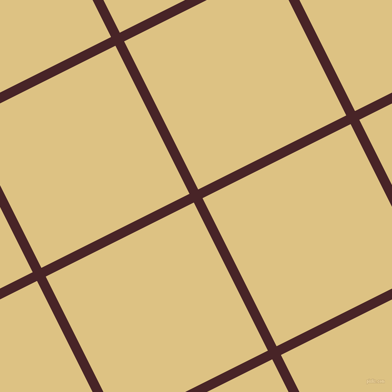 27/117 degree angle diagonal checkered chequered lines, 19 pixel line width, 324 pixel square size, Bulgarian Rose and Zombie plaid checkered seamless tileable