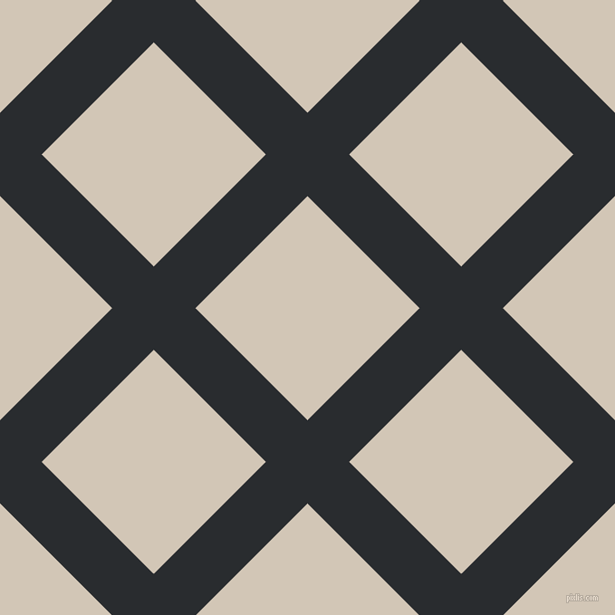 45/135 degree angle diagonal checkered chequered lines, 65 pixel line width, 175 pixel square size, Bunker and Stark White plaid checkered seamless tileable