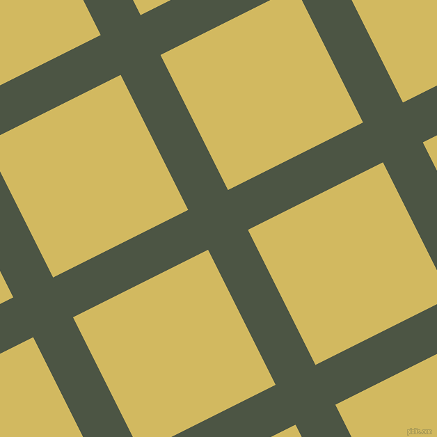 27/117 degree angle diagonal checkered chequered lines, 64 pixel lines width, 217 pixel square size, Cabbage Pont and Tacha plaid checkered seamless tileable