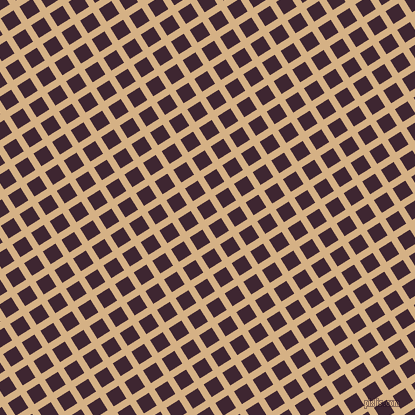 32/122 degree angle diagonal checkered chequered lines, 7 pixel line width, 15 pixel square size, Calico and Toledo plaid checkered seamless tileable