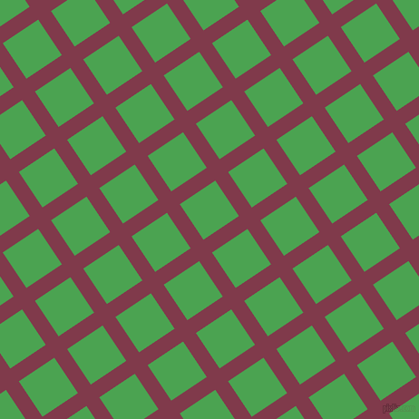 34/124 degree angle diagonal checkered chequered lines, 17 pixel line width, 47 pixel square size, Camelot and Fruit Salad plaid checkered seamless tileable