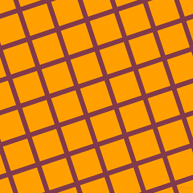18/108 degree angle diagonal checkered chequered lines, 16 pixel lines width, 86 pixel square size, Camelot and Orange Peel plaid checkered seamless tileable