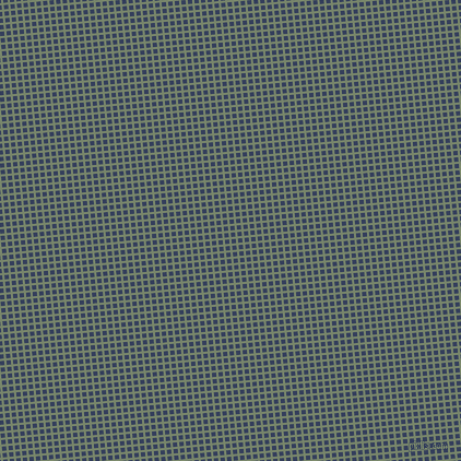 6/96 degree angle diagonal checkered chequered lines, 2 pixel lines width, 4 pixel square size, Camouflage Green and Gulf Blue plaid checkered seamless tileable